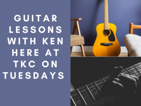 Guitar Lessons at TKC
