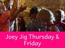 Joey Jig Baby & Toddler Music & Movement