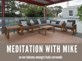 Meditation With Mike Every Wednesday