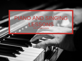 Piano and Singing Lessons at TKC