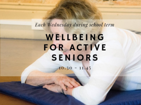 Well-being for Active Seniors at TKC