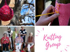 Yarn On A Stick Knitting Group at TKC