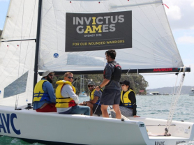 Adult Keelboat Courses at RPAYC
