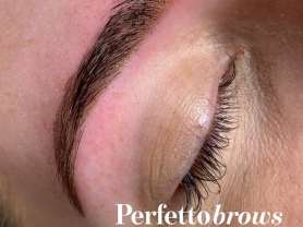 Brow Wax and Shaping is $29 at Perfetto
