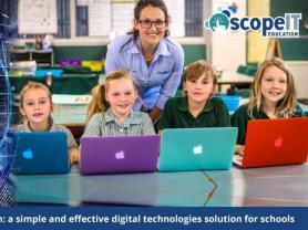 ScopeIT Education Creative Kids Program