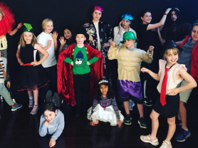 Musical Theatre School Holiday Workshops for kids