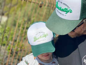 Free Bucketty's Cap with $100 Spend!