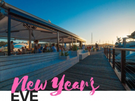 New Year's Eve at Chiosco