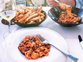 $20 Pasta Night at Chiosco by Ormeggio