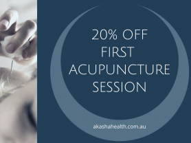 20% Off Acupuncture & Dry Needling