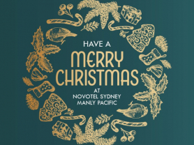 Christmas Day Lunch at Novotel