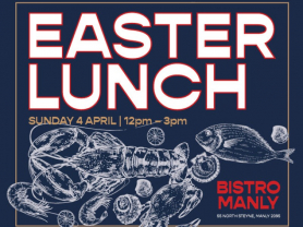 Easter Sunday Lunch at Novotel Manly