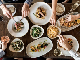 Locals Lunch: 2 Courses Mon-Thurs $49