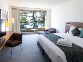 $99 Ocean View Guest Rooms