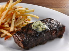 Friday: Steak Frites and Wine Only $35!