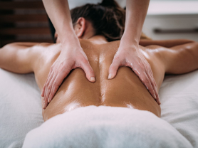 30 min Neck, Back & Shoulder Massage $49