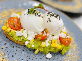 Tasty Brunch for 2 Only $30, Save 32%, Think Local Deal, Garden Terrace Cafe