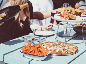 2 Hour Brunch Package at Manly Wharf Bar