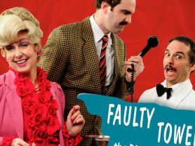 Faulty Towers the Dining Experience (18+)