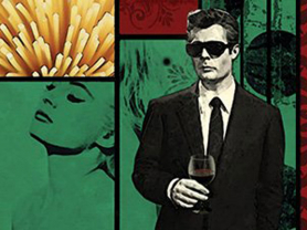 Pasta and Pinot Night