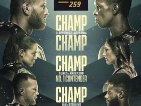 Watch UFC 259 at Ivanhoe Hotel