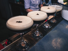 Happy Hour $12 Classic Cocktails