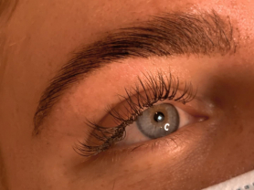 Brow Lamination & Lash Lift Package $135, Think Local Deal, Perfetto Brows