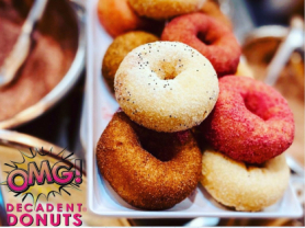 Decadent Donuts: Buy 3 Get 1 Free