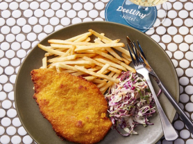$15 Schnitzel & Chips on Wednesdays!