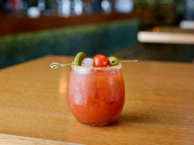 $10 Bloody Marys Every Sunday