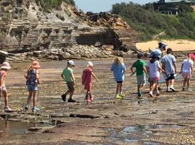 Kids on the Coast - Octopus Hunt
