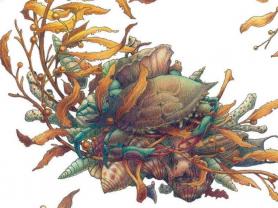 Kids' Art Adventures - Seaweed Arboretum