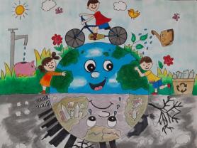 Kids on the Coast - Awesome Eco Art