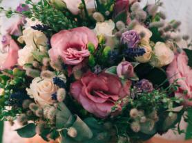Fresh Flower Bouquet Making Workshop