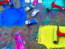 Kids' Art Adventures - School Holiday