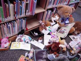 Teddy Bears' Sleepover at Dee Why Lib