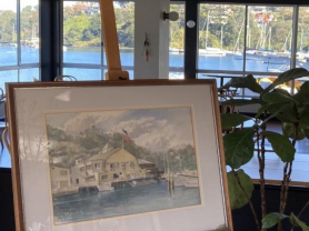 Art @ The Rowers acquisitive exhibition