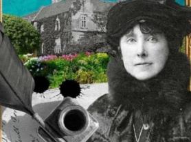 Author Morning with Joyce Morgan