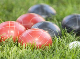 Bocce on the Green