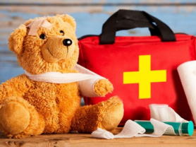 Grandparents as Carers & Child 1st Aid