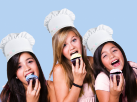 Kids Holiday Baking & Decorating Classes