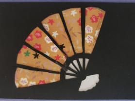 3D Card Making Workshop - Japanese Fan
