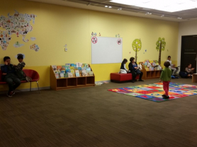 Chatswood Library Storytime on Fridays
