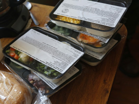 Meals on Wheels CALD Social Lunch