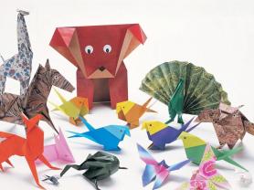 MOSAIC School Holiday Program - Origami