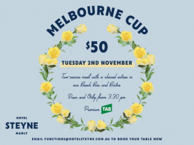 Melbourne Cup at Hotel Steyne