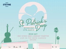 St. Patrick's Day Celebration at Steyne
