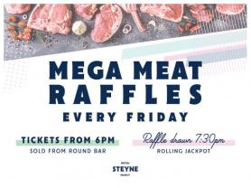 Thursday Mega Meat Raffles