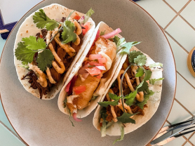Taco Tuesday: 3 for $15