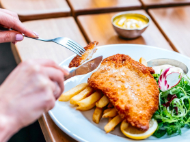 $13 Schnitzel Night Every Tuesday